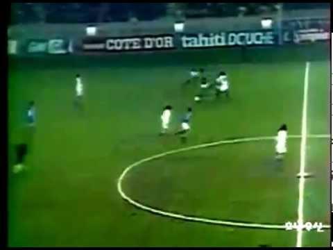 1982 Michel Platini (France vs Italy)