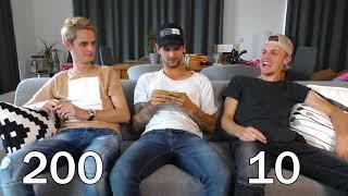 WAAR BEN IK! - Met Milan, Don en Kaj