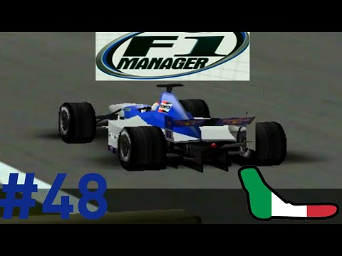 F1 Manager: Minardi Manager Career - Part 48 - Italy
