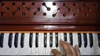 Daaru Aale Keerhe Play On Harmonium