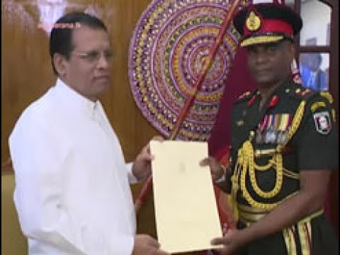Maj-Gen Mahesh Senanayake appointed as Army Commander
