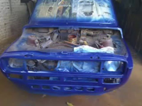 restauracion fiat 147 video 2 Videos De Viajes