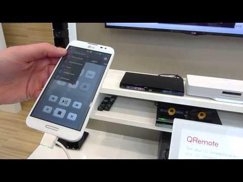LG Optimus G Pro Q remote