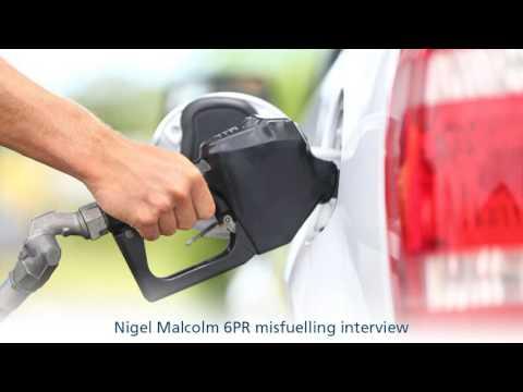 Nigel Malcolm 6PR Misfuelling Interview