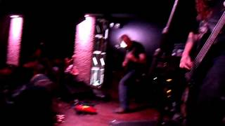 Cattle Decapitation - Chunk Blower Live @ Club Europa NY 2012