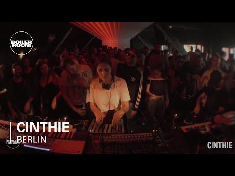 House: Cinthie Boiler Room Berlin DJ Set