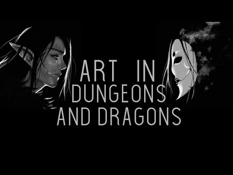Art in Dungeons and Dragons - A Look at Critical Role