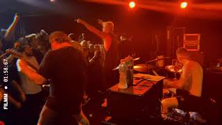 Stray From The Path - Second Death LIVE @ The Hamo, Newcastle Aus 8/1/20