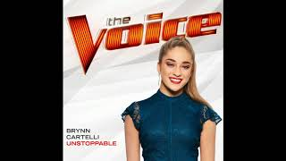 Brynn Cartelli - Unstoppable (Studio Version) [Official Audio] Mp3