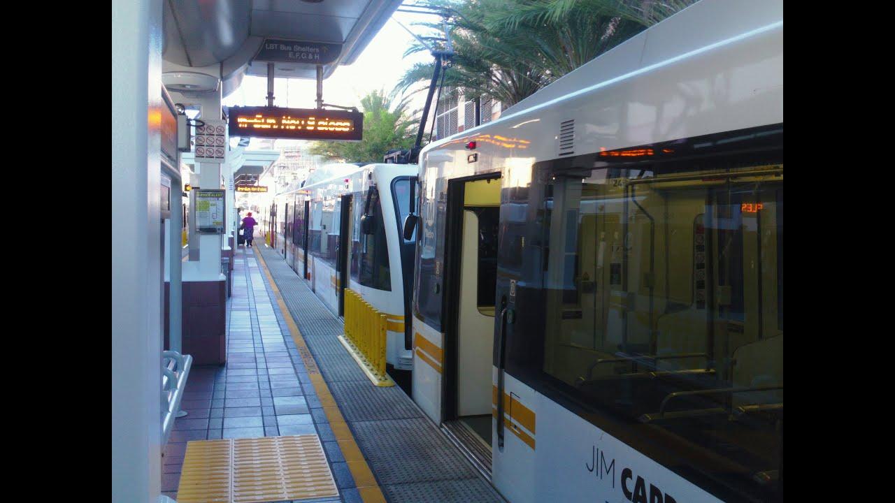 Blue Line Long Beach Station