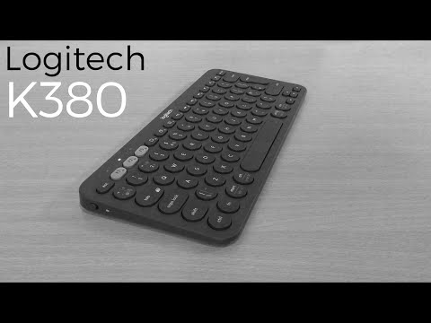 Logitech K380: Solid multi-device wireless keyboard: (Jan 2016 HD)