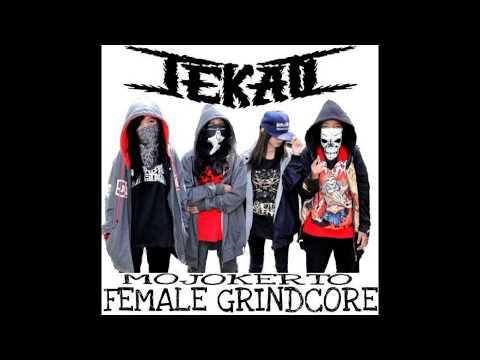 TEKAD - Merdeka (Mojokerto Female Grindcore)