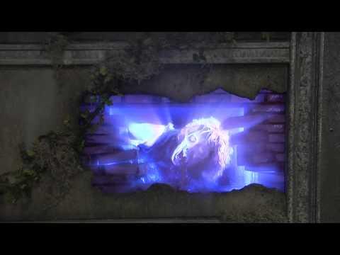 Zombie Crypts Dead People Escape the Grave Digital Animation CGI