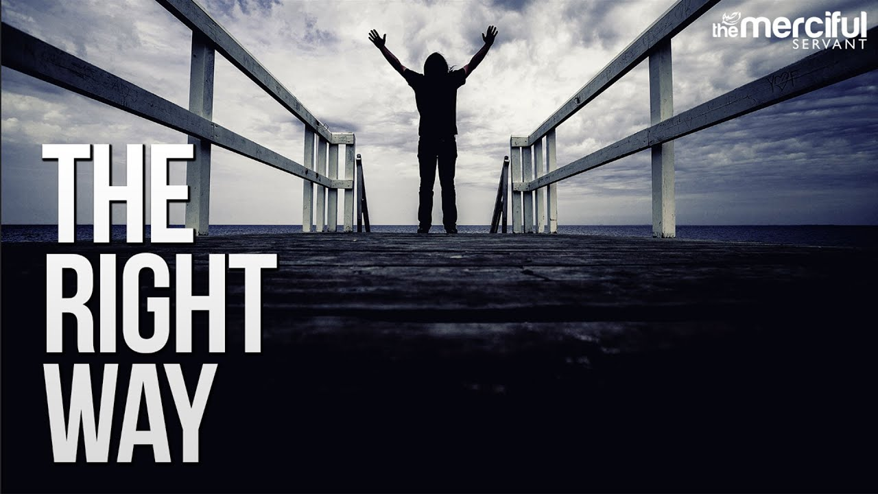 the right way powerful vocal nasheed youtube