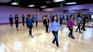 Kiss Myself So Pretty ~ Cheryl Sjolund  - Line Dance (Danced & Walk thru)