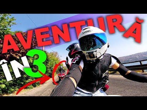 SI-A BLESTEMAT ZILELE! Adventure cu R1 si Hornet :v