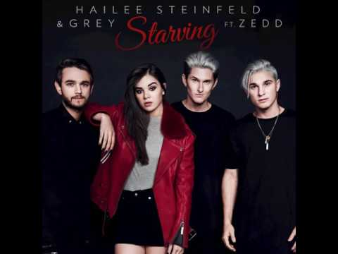 Hailee Steinfeld & Grey - Starving Ft. Zedd [MP3 Free Download]