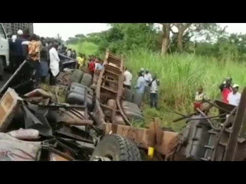Dozens dead in traffic accident – Ugandan Red Cross