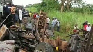 Dozens dead in traffic accident - Ugandan Red Cross