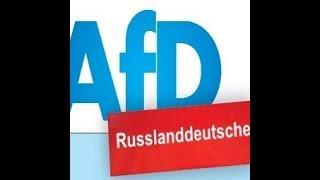 Eine Alternative für Russlanddeutsche und was bei unseren Medien schief läuft - Part 1
