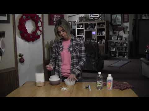 How To Clean An Essential Oil Diffuser- Step by Step- The Running Doe