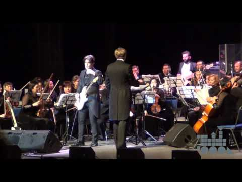 Симфоническое кино в Алматы. Дворец Студентов 19 ноября 2016 (Алматы, 2016)