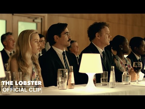 The Lobster | The Dance | Official Clip HD | A24
