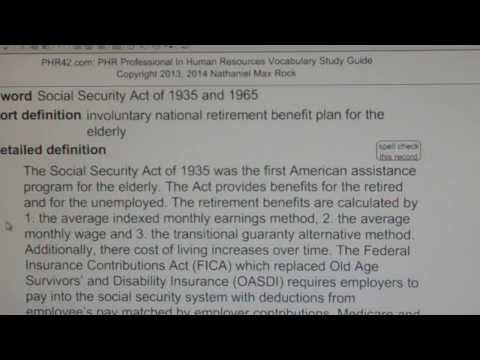 social-security-act-of-1935-and-1965-phr-sphr-human-resources-license-exam-vocabubee.com