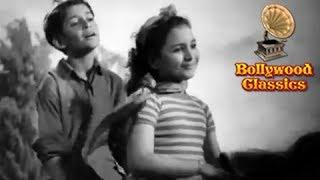 Bachpan Ke Din Bhoolana Dena - Lata Mangeshkar & Shamshad Begumt Song - Best of Naushad - Deedar