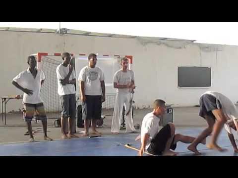 Festival Lycée Djibouti 2013 - AS Capoeira