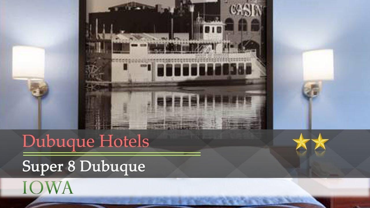 Super 8 Dubuque   Dubuque Hotels, Iowa