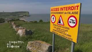 Enquêtes de région : Erosion des falaises à Criel sur mer