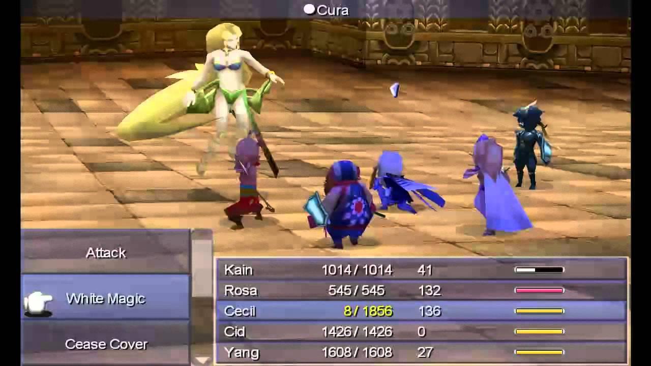 Final Fantasy Iv Pc - Boss Barbariccia Activehard -8495