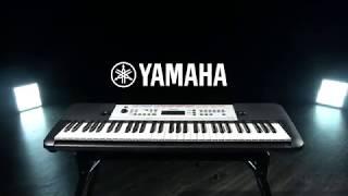 Yamaha YPT 260 61-Key Portable Keyboard   Gear4music demo