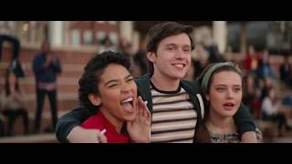 LOVE, SIMON Opening Scene + Trailers - Nick Robinson 2018 Movie