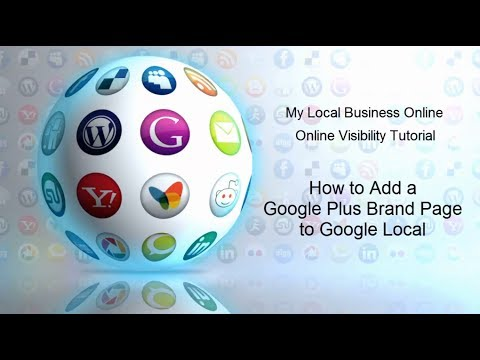 Convert Your Google Plus Brand Page to Google Local