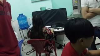 Dạy đàn organ guitar Bình Dương 0933355101( Thầy Lực)
