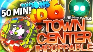 Bloons TD6 [PL] odc.25 - Town Center IMPOPPABLE *50 min !*