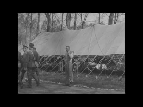 Occupation of Baccarat (Lorraine) Sector, March 21 - June 21, 1918, 42nd Division