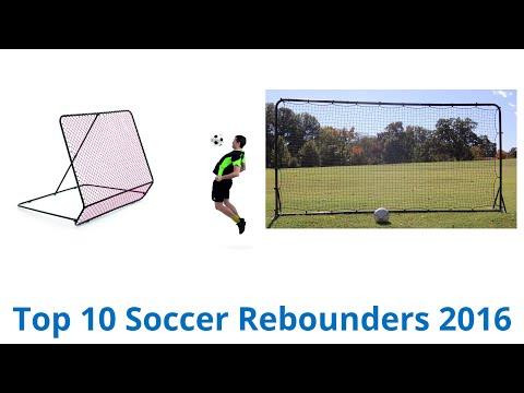 10 Best Soccer Rebounders 2016