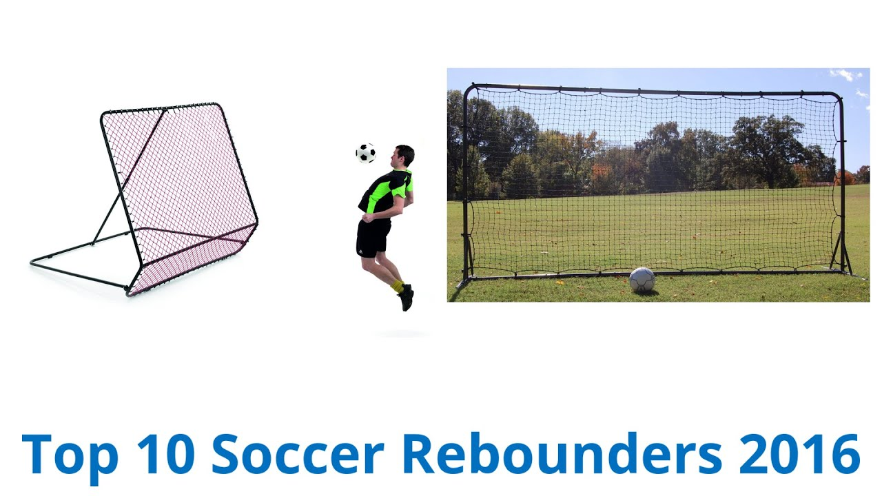 10 best soccer rebounders 2016 youtube
