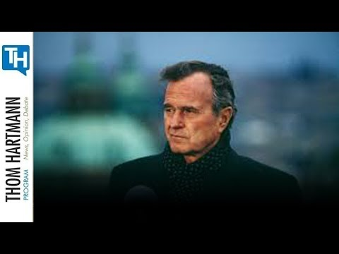The Life and Crimes of George Herbert Walker Bush (w/ Lamar Waldron)