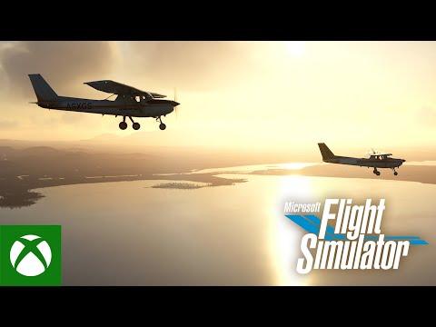Microsoft Flight Simulator уже доступен на Xbox Series X   S по Game Pass