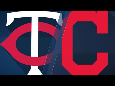 Carrasco brilliant as Indians down Twins: 8/28/18