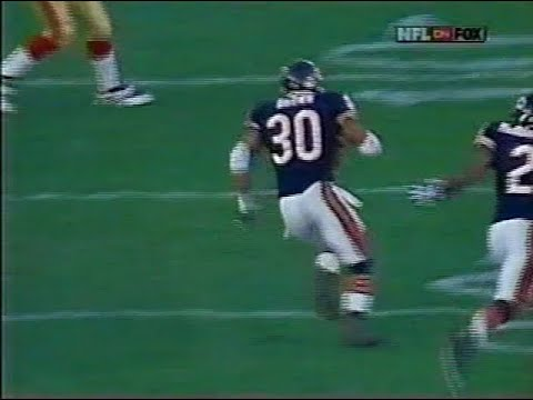 49ers at Bears - Sunday, October 28, 2001