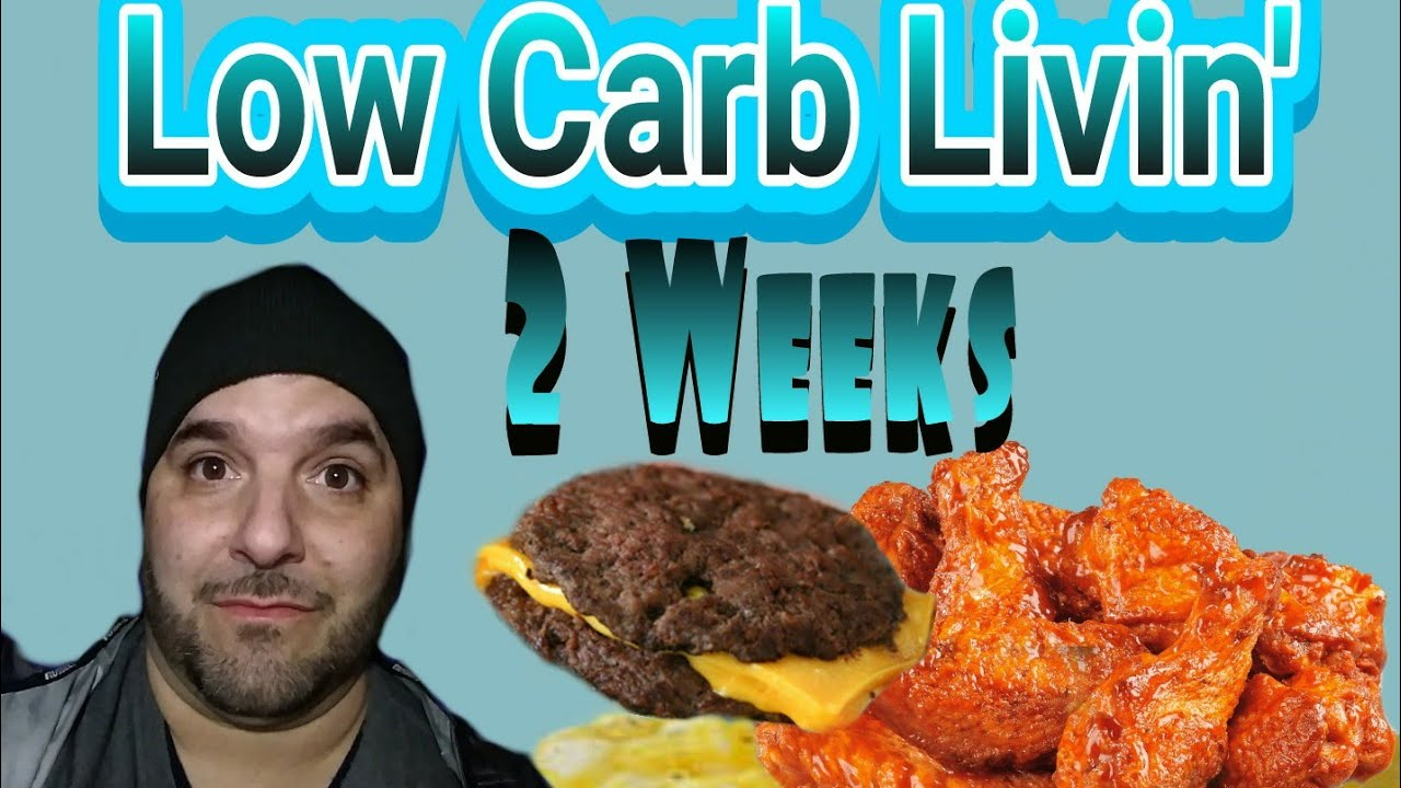 2 weeks extreme low Carb diet weight loss journey - YouTube
