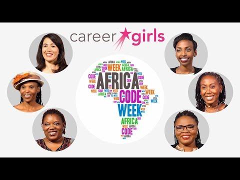 Africa Code Week: Career Girls Role Models