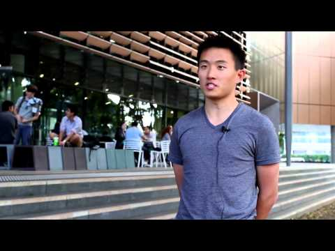 Studying Civil Engineering at UNSW - JZ2