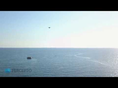 Energy giant Enel selects Percepto's Sparrow drone for use at power plant