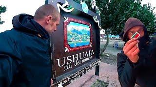 Ушуайя. Самый южный город планеты. Навстречу ветру #4. Аргентина #7
